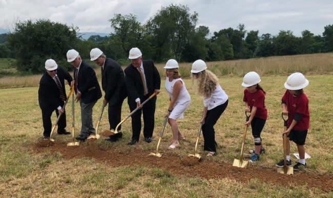 Ground broken for new Pulaski County Middle School