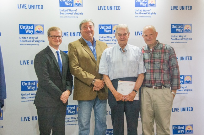 Pulaski County United Way and United Way of Southwest Virginia complete merger