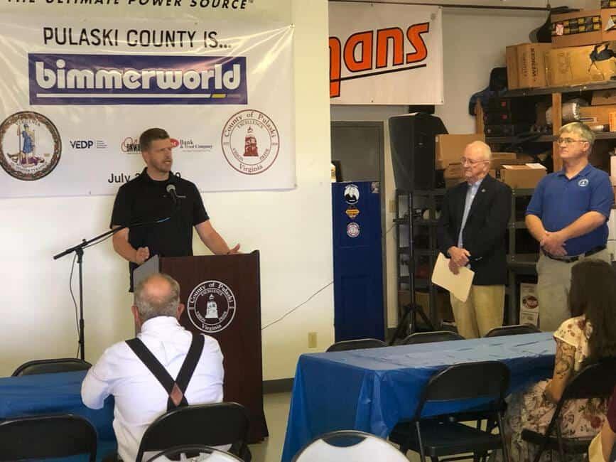 Pulaski County's Bimmerworld to expand, add 15 new jobs