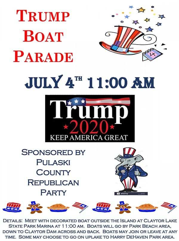 Sponsored by the Pulaski County GOP