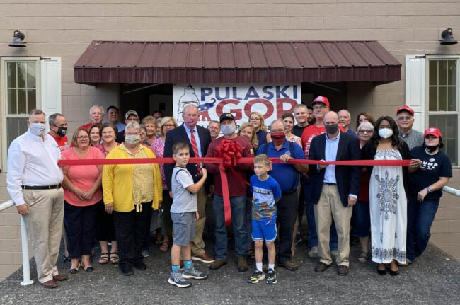 Pulaski County GOP HQ Opens