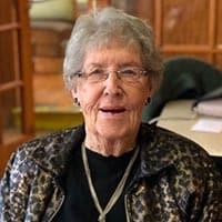 Obituary for Esther Viola Robinson Leamnson